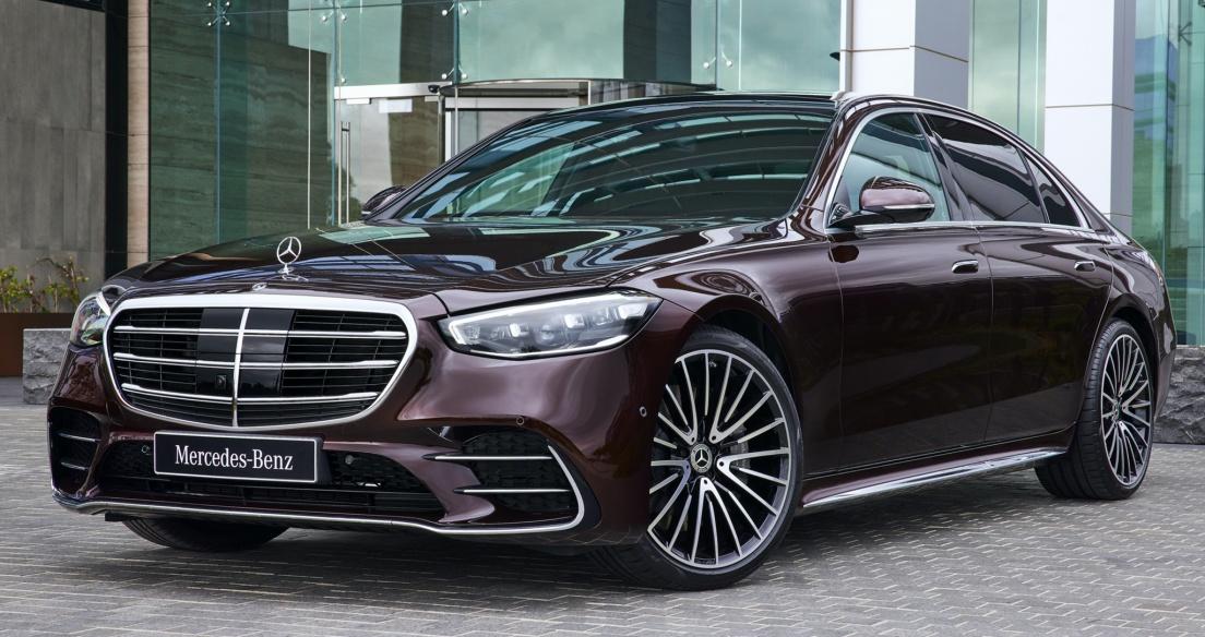 Mercedes-Benz S-Class 2021 chốt giá từ 191.361 USD tại Úc
