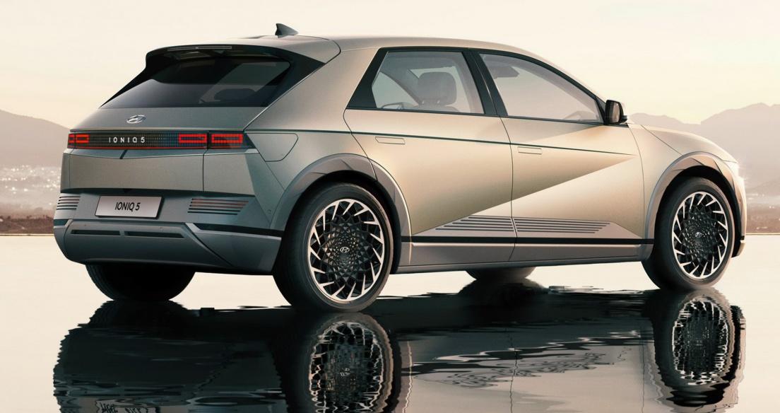Xe điện Hyundai Ioniq 5 2022 dùng pin cải tiến SK thay vì pin LG Chem