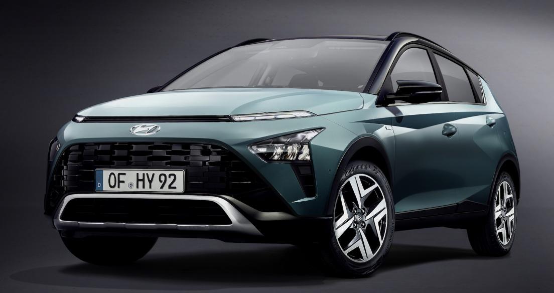 Hyundai Bayon chính thức trình làng - Kẻ thống trị phân khúc SUV cỡ nhỏ?