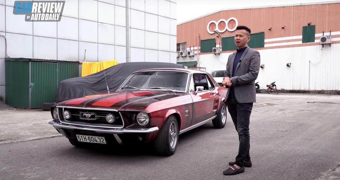 Ford Mustang vừa cổ vừa hiếm, giá ngang Mercedes GLC - AI DÁM MUA...?