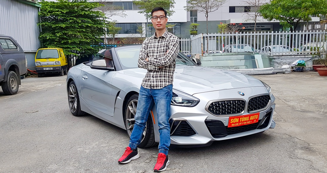 Trải nghiệm BMW Z4 M40i độc nhất Việt Nam: Mui trần cá tính và Mạnh mẽ
