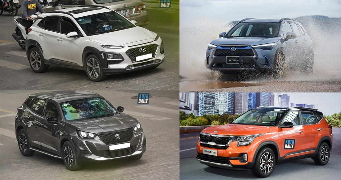 Crossover dành cho đô thị: Lựa chọn xe nào trong 7 mẫu xe này
