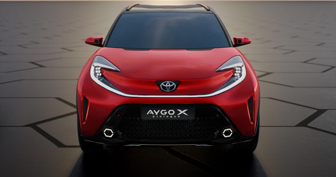 Xem trước thiết kế mẫu crossover đô thị mới của Toyota: Táo bạo và hiện đại hơn