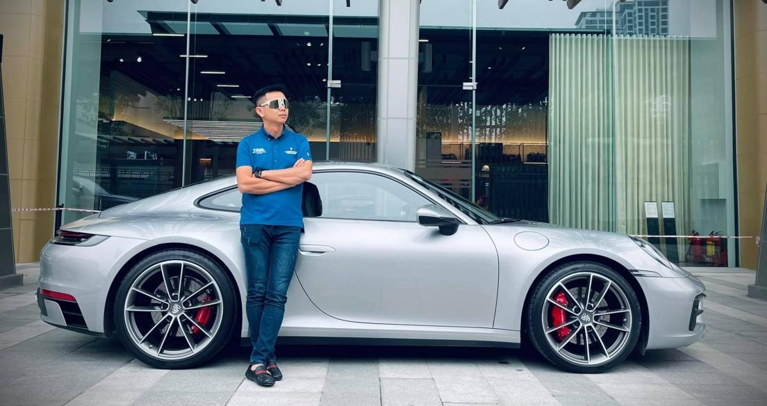 Lọt vào Studio triệu đô Porsche Hà Nội
