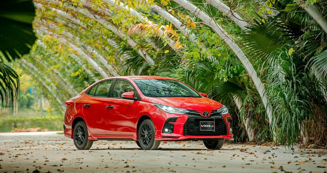 Toyota Vios 2021 – Mẫu xe gia đình đích thực