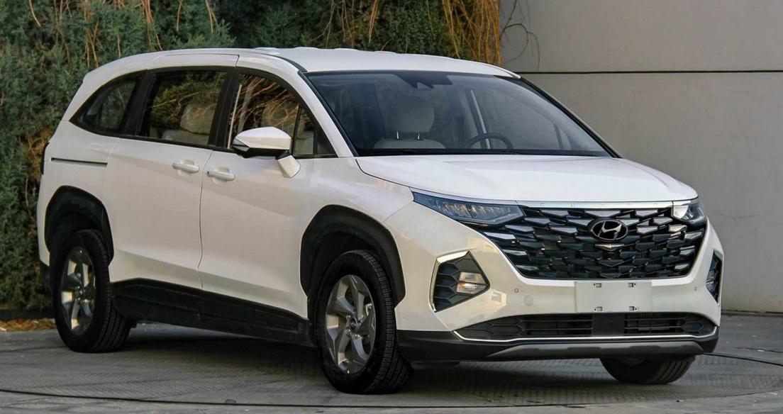 Hyundai Custo 2021 chính thức lộ diện, đối thủ Kia Sedona