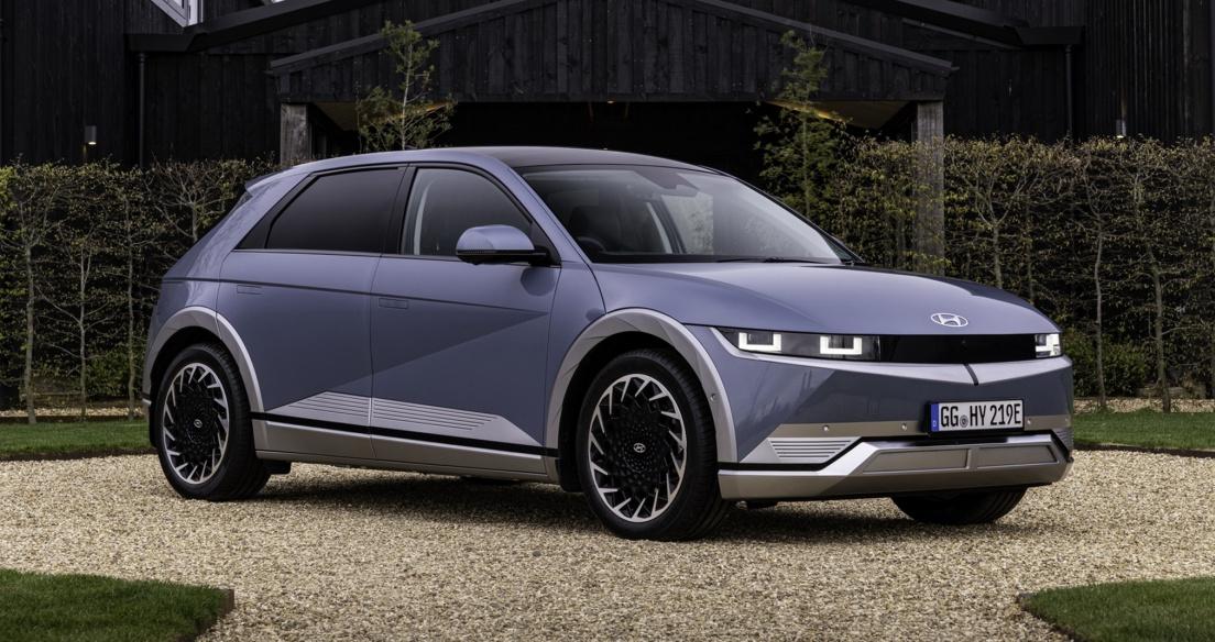Xe điện Hyundai Ioniq 5 2022 chốt giá từ 45.000 USD
