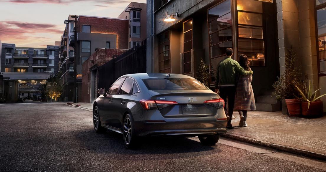 Honda Civic 2022 hoàn toàn mới sắp cập bến thị trường Đông Nam Á