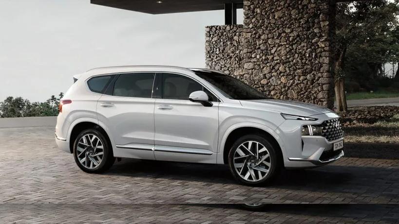 Hyundai tăng tốc phát triển Santa Fe thế hệ mới, dự kiến ra mắt vào năm 2022