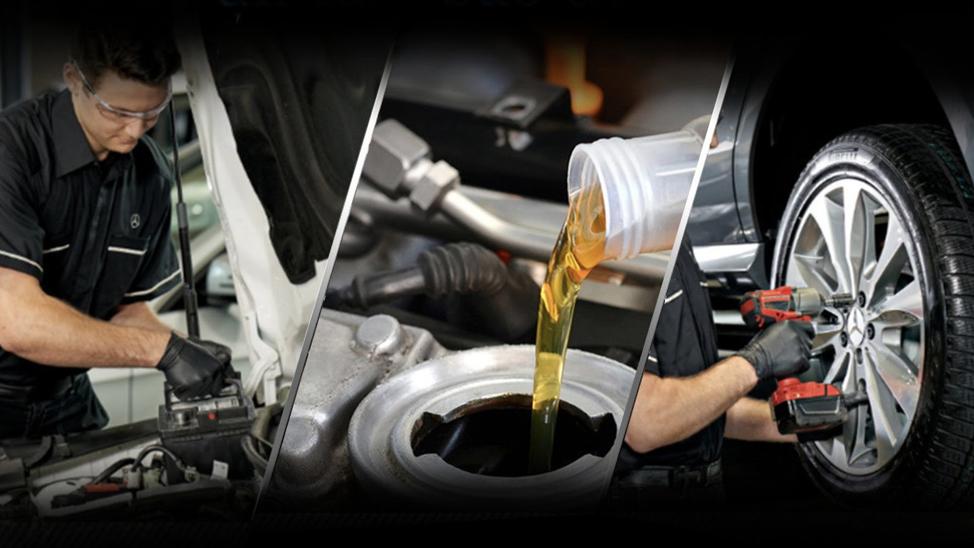 Ưu đãi bảo dưỡng và phụ tùng chính hãng Mercedes-Benz tại Vietnam Star Automobile