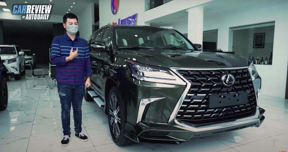 Top 5 SUV hạng sang nhiều tỷ đồng được quan tâm nhất Việt Nam