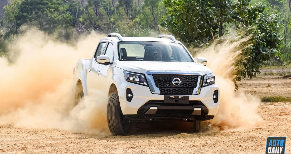 """Đánh giá Nissan Navara 2021: """"Kẻ thách thức"""" phân khúc bán tải"""