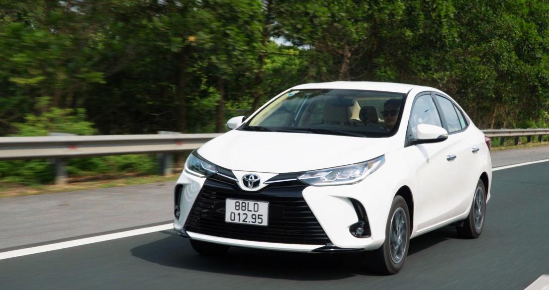 Những ưu thế vượt trội giúp Toyota Vios hút khách tại Việt Nam