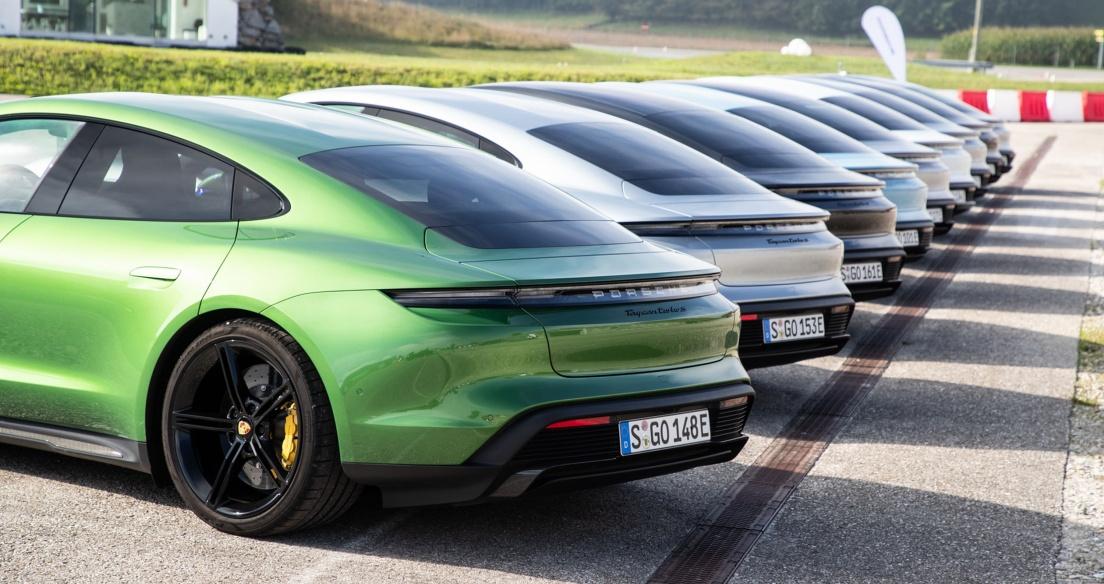Porsche triệu hồi Panamera và Taycan do lỗi ở hệ thống treo