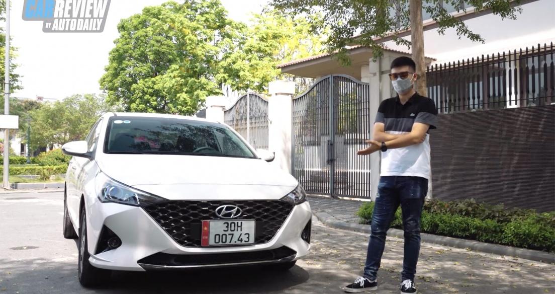 Trải nghiệm chi tiết Hyundai Accent 2021 - Honda City và Toyota Vios phải dè chừng