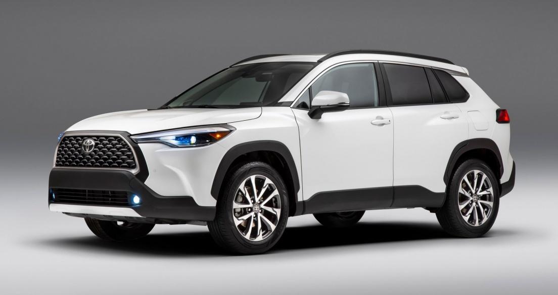 Video: Khám phá Toyota Corolla Cross 2022 phiên bản Mỹ