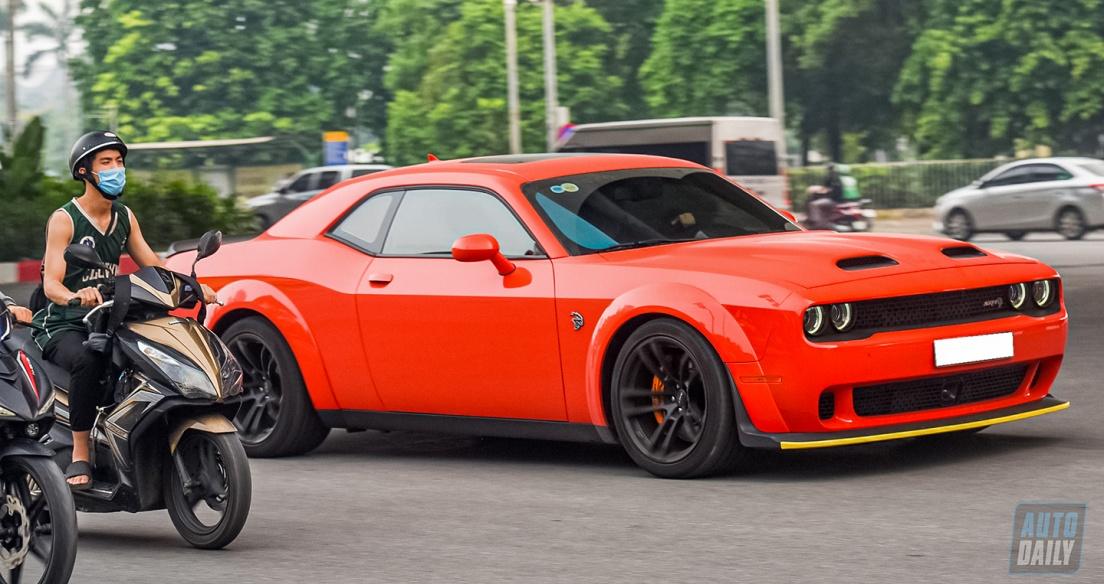 Autodaily Street Shots (P1): Cơ bắp Mỹ mạnh hơn 700 mã lực