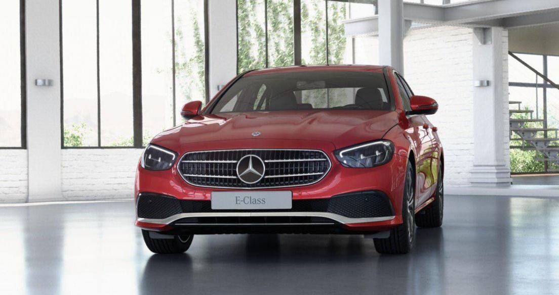 Mercedes-Benz E-Class 2021 thêm bản E180 tại Việt Nam, giá 2,05 tỷ
