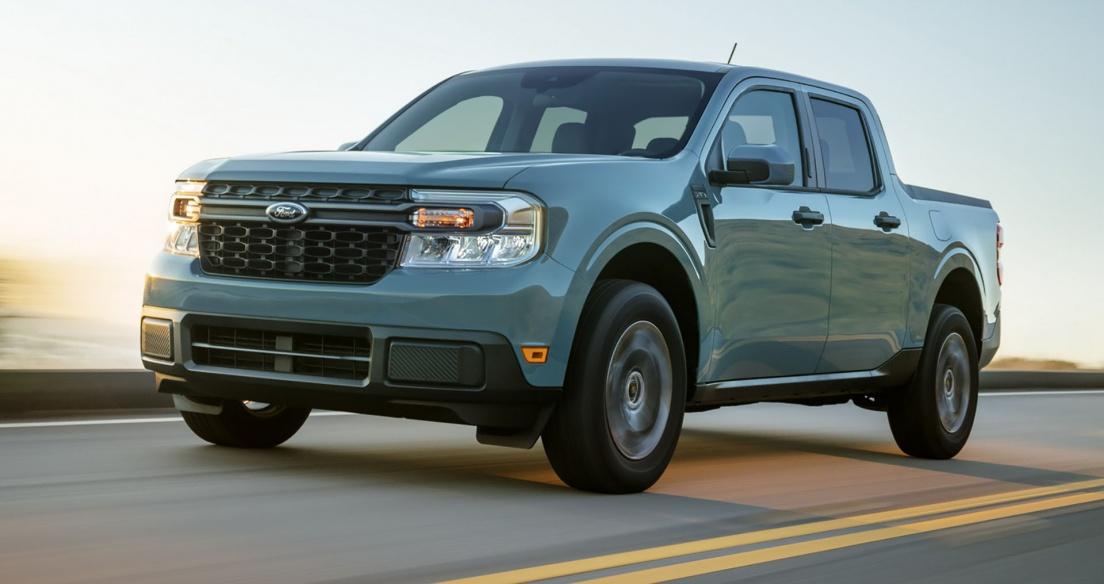 Ford Maverick 2022 ra mắt: Tiểu Ranger với thiết kế bắt mắt, giá từ 19.995 USD