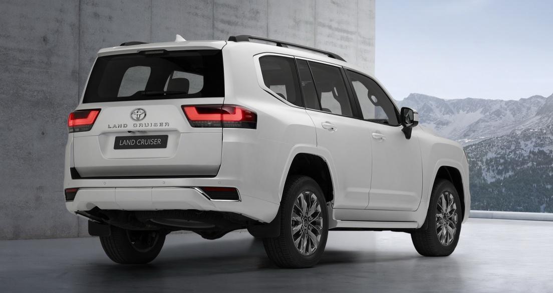 Video: Khám phá những thay đổi trên Toyota Land Cruiser 2022