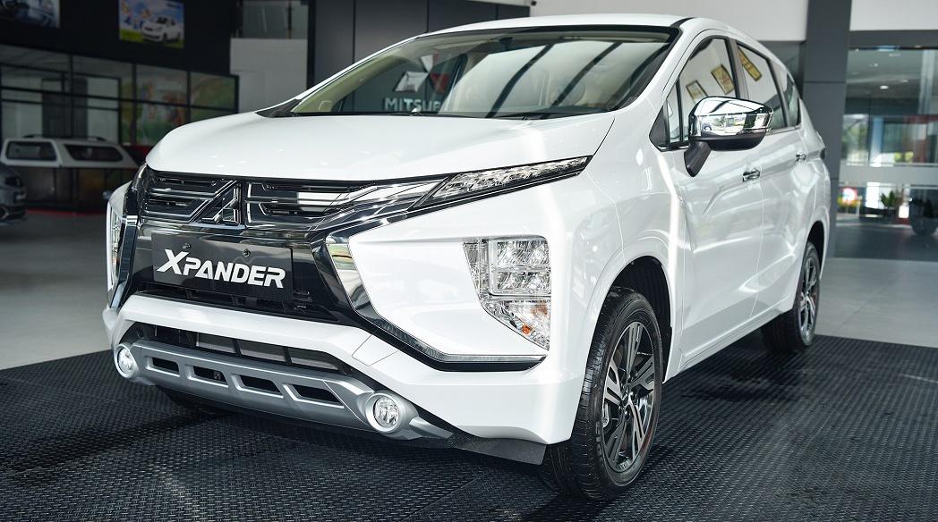 Mitsubishi Xpander tiếp tục dẫn đầu phân khúc MPV tháng 5/2021