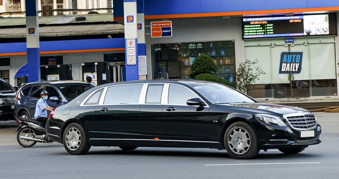Autodaily Street Shots (P4): Siêu phẩm Maybach S600 Pullman