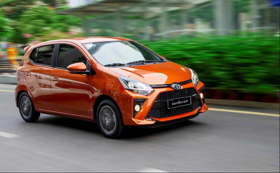 Nhận ưu đãi 'khủng', Toyota Wigo 2021 gia tăng sức ép lên các đối thủ