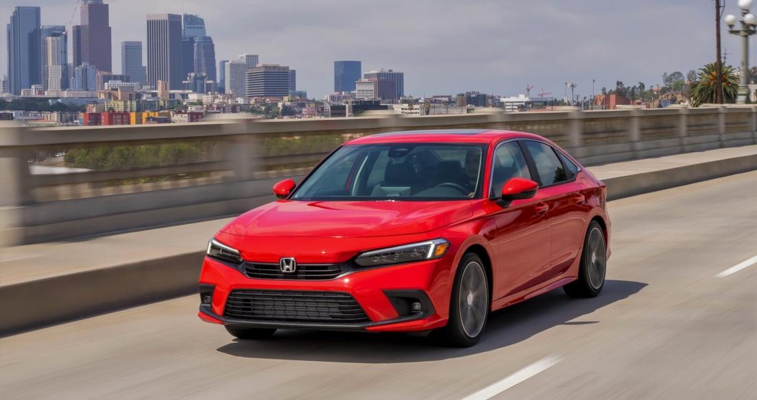 Honda Civic 2022 chốt giá từ 22.695 USD
