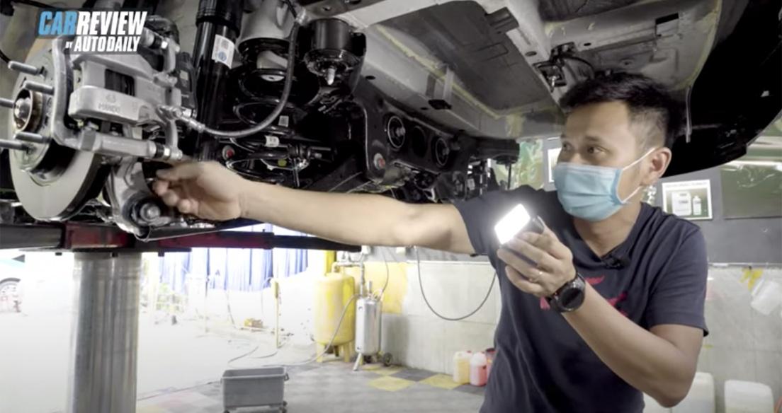 Ưu điểm và Nhược điểm hệ thống treo và dàn gầm xe Kia Sorento 2021