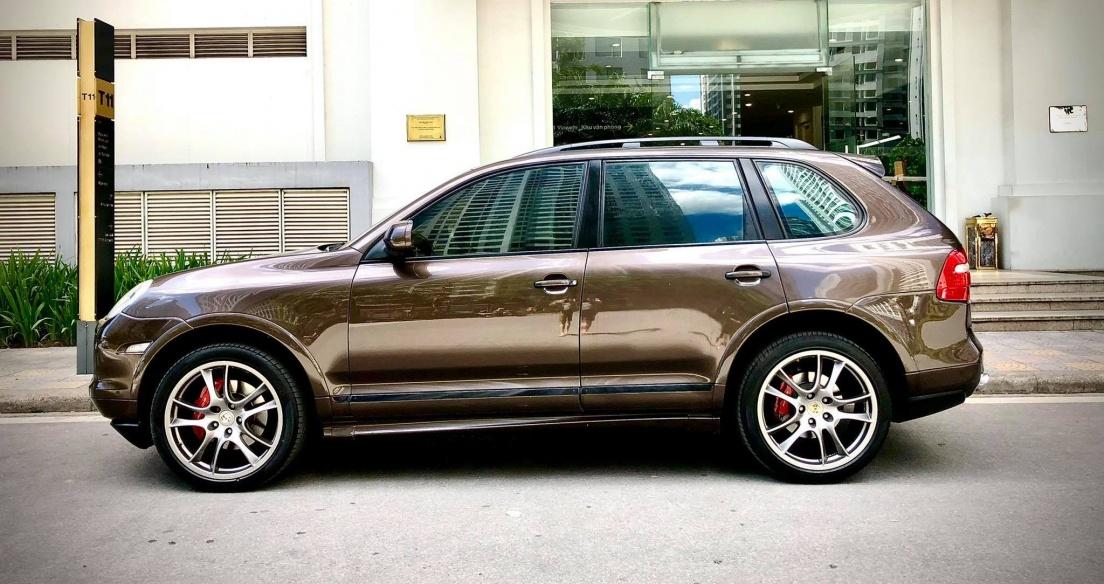 [Góc chuyên gia] Porsche Cayenne 2008: Nuôi tốn kém nhưng chạy cực phê