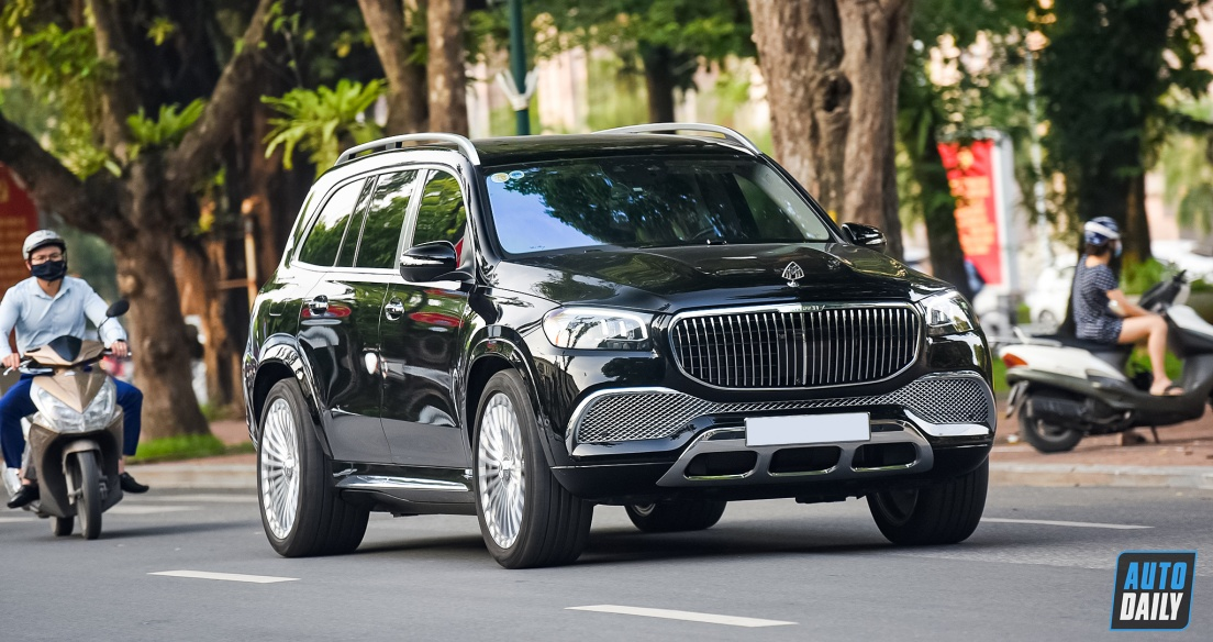 Autodaily Street Shots (P6): Những chiếc SUV KHỦNG giá chục tỷ