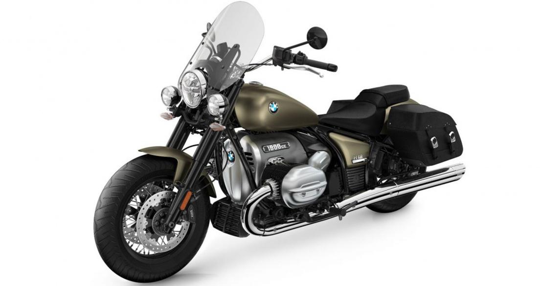 Môtô hoài cổ BMW R18 2022 có thêm 2 màu mới