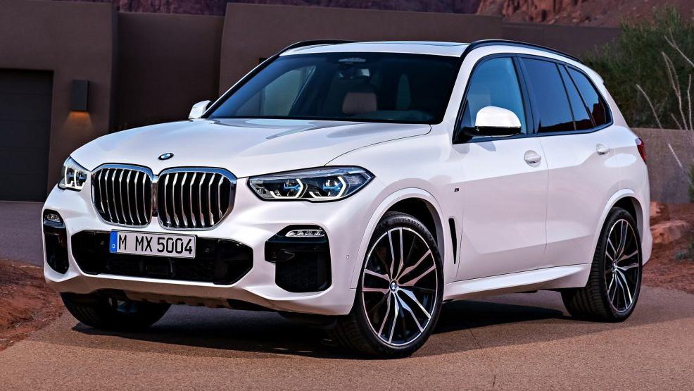 BMW giành ngôi vương phân khúc xe sang tại Mỹ nửa đầu năm 2021