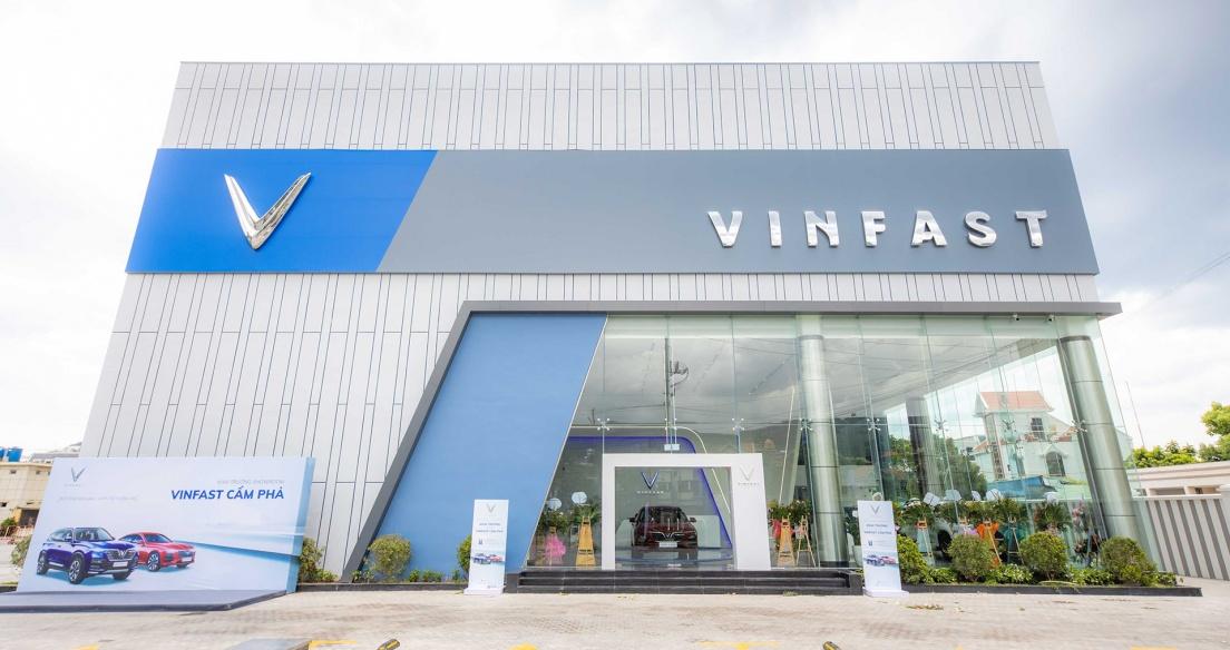 Showroom 3S đầu tiên của VinFast tại Cẩm Phả có gì đặc biệt?