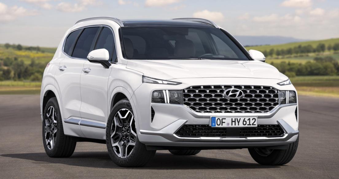 Hyundai Santa Fe 2022 có thêm phiên bản mới, giá từ 32.300 USD