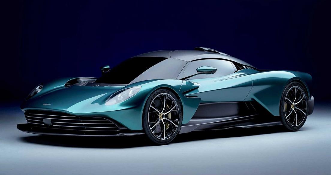 Aston Martin Valhalla ra mắt, động cơ V8 Hybrid mạnh 937 mã lực