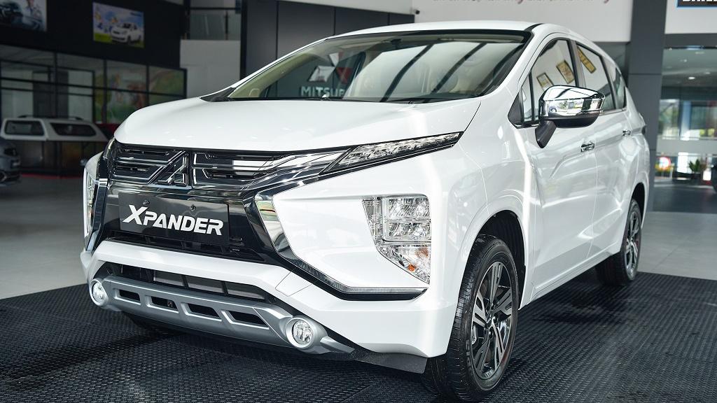 Top 5 mẫu MPV đắt khách nhất 6 tháng đầu năm 2021: Mitsubishi Xpander áp đảo hoàn toàn