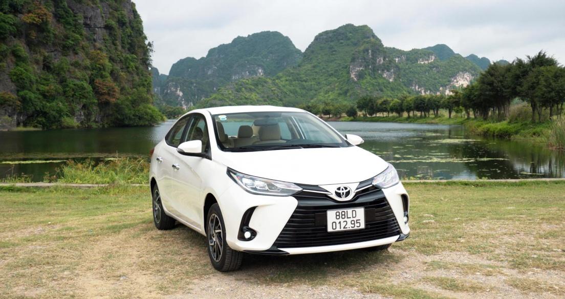 Top 5 mẫu sedan khách Việt mua nhiều nhất nửa đầu năm 2021