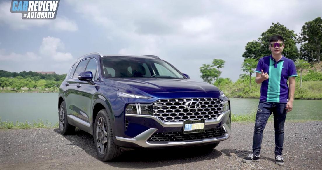 Hyundai SantaFe 2021 chiếm ngôi vị số 1 về doanh số - Vì sao?