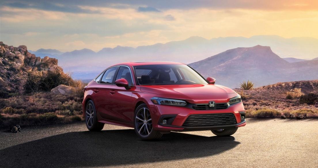 Honda Civic 2022 hoàn toàn mới chốt lịch ra mắt tại Thái Lan, chờ về Việt Nam