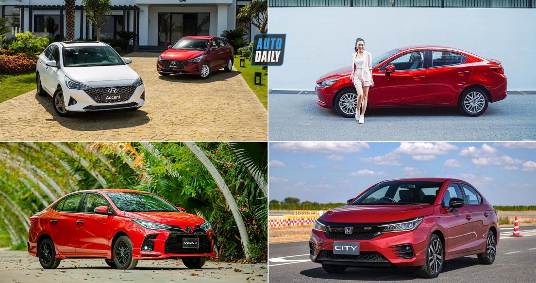 Nữ 27 tuổi, nên mua Vios, Mazda2, Accent hay City RS?