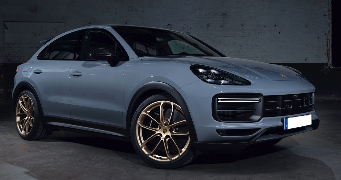 Cayenne là mẫu xe bán chạy nhất của Porsche nửa đầu năm 2021