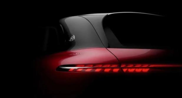 Mercedes nhá hàng mẫu SUV chạy điện mang thương hiệu Maybach