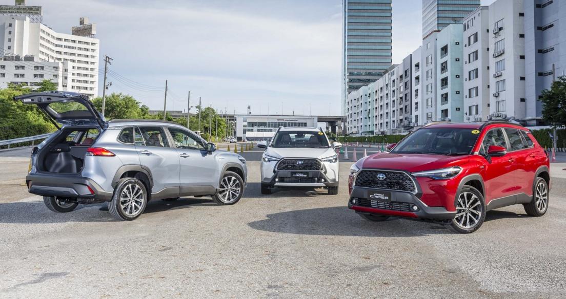 Toyota tạm ngừng sản xuất xe tại Thái Lan do thiếu phụ tùng