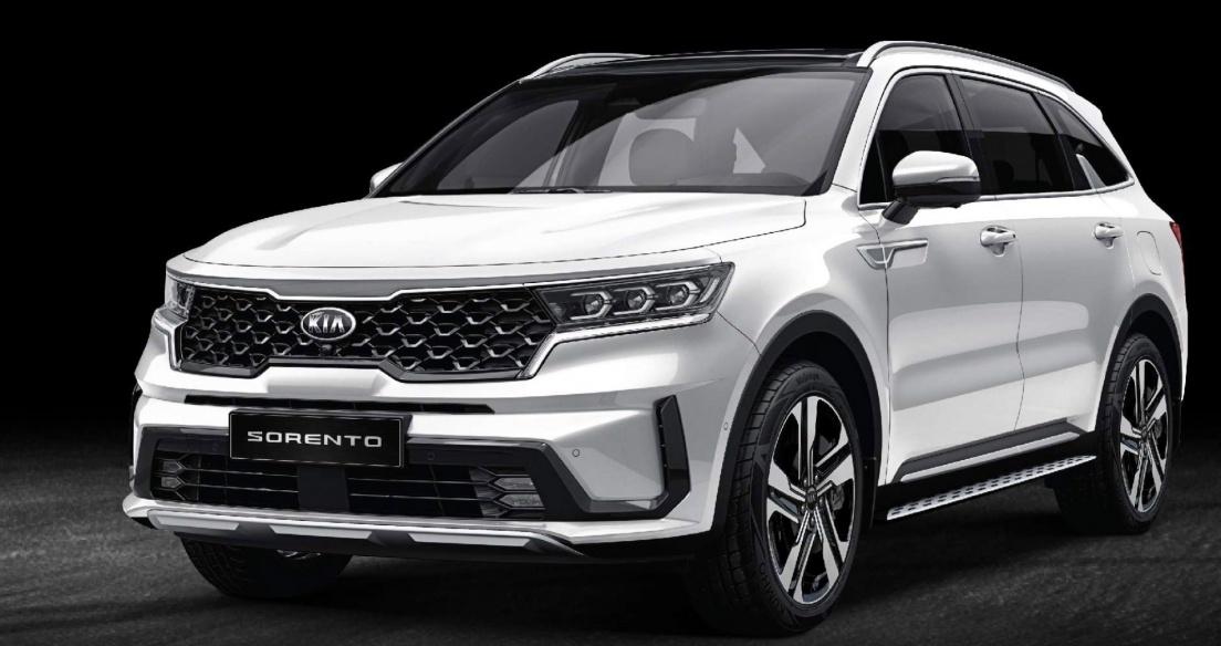 Giảm 100 triệu, thêm 3 trang bị, Kia Sorento 2021 quyết đấu Hyundai Santa Fe