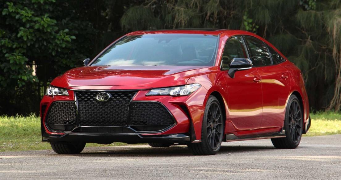 Toyota sắp khai tử Avalon tại Mỹ