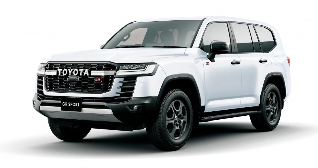 Toyota Land Cruiser 2022 chốt giá từ 46.500 USD tại Nhật Bản
