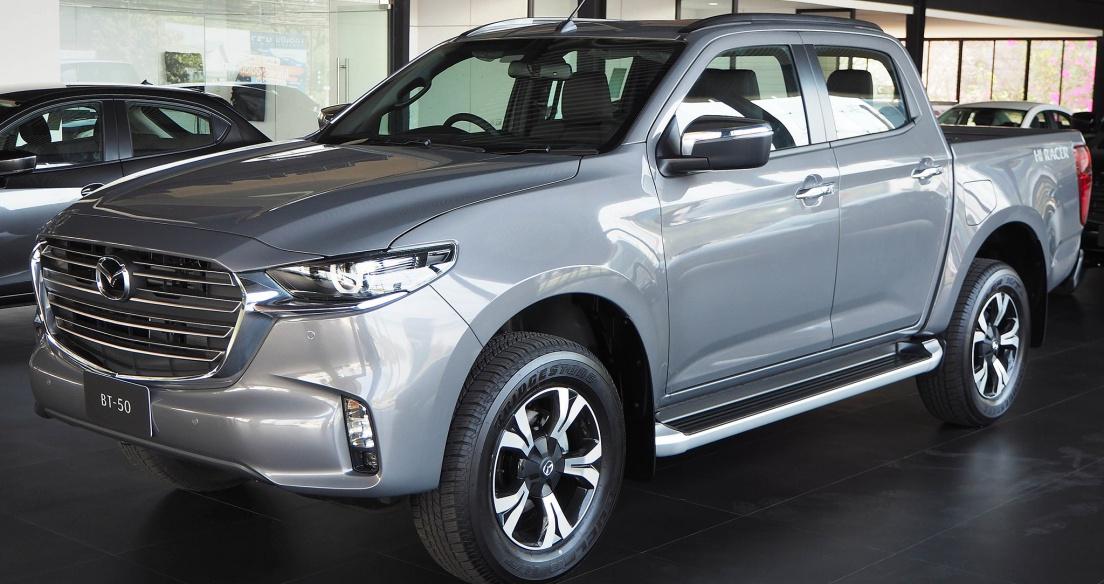 Mazda BT-50 2021 sắp ra mắt tại Việt Nam được báo giá từ 659 triệu