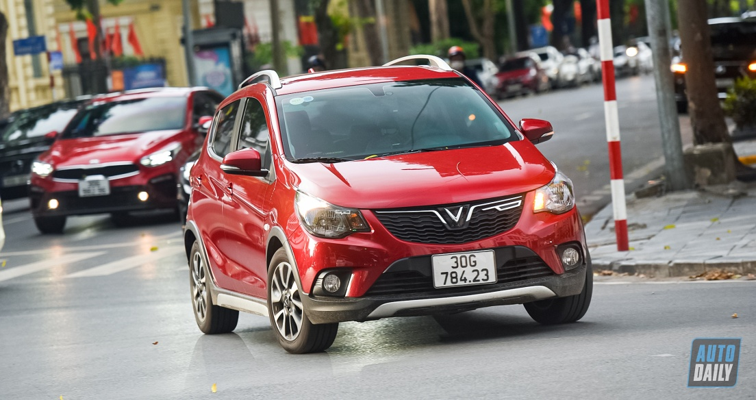 TOP 10 xe bán chạy nhất Việt Nam tháng 7/2021: Fadil tiếp tục lên đỉnh