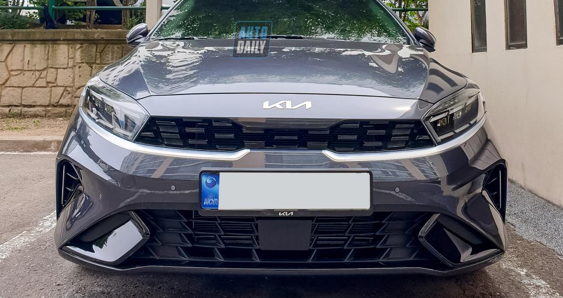 Kia Cerato 2021 đã có mặt tại Việt Nam